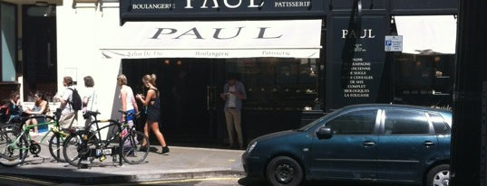 Paul is one of London food.