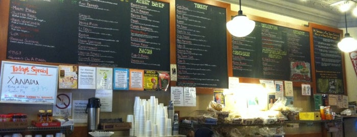 Chicago Bagel Authority is one of Must-visit Sandwich Places in Chicago.