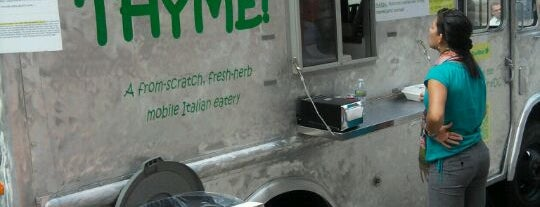 Basil Thyme Truck is one of Washington, DC.