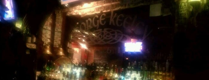 George Keeley NYC is one of Pubs-To-Do List.