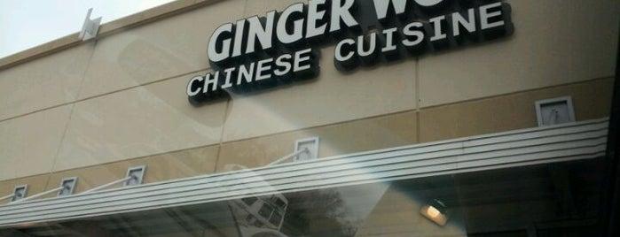 Ginger wok is one of สถานที่ที่ Ramon ถูกใจ.