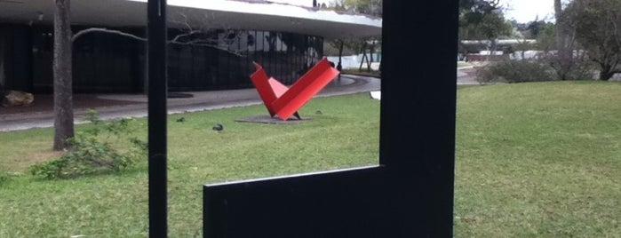 Jardim das Esculturas is one of Atrações do Parque Ibirapuera.