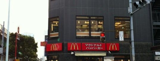 マクドナルド is one of Robertさんのお気に入りスポット.