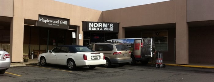 Norm's Beer and Wine is one of Northern Virginia Magazine's Best Beer 2012.