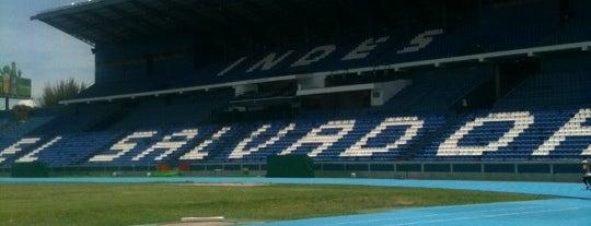 """Estadio Jorge """"El Mágico"""" González is one of Estadios."""
