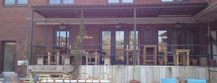 roestbar drei is one of Europe specialty coffee shops & roasteries.