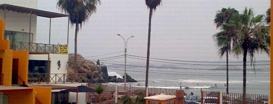 Cerro Azul - Cañete is one of Posti che sono piaciuti a Xavi.