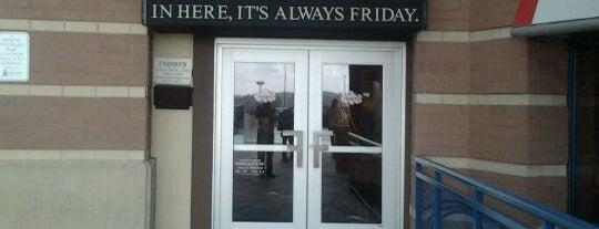 TGI Fridays is one of Gespeicherte Orte von Amy.