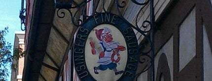 Usinger's Famous Sausage is one of Milwaukee.