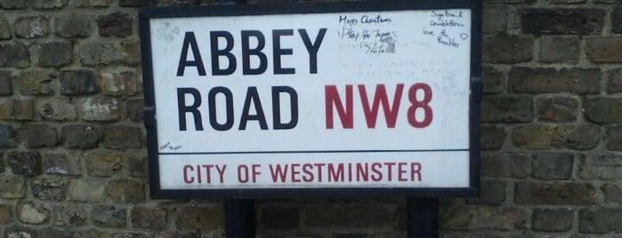 Abbey Road Studios is one of UK.