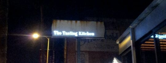 The Tasting Kitchen is one of food to try.