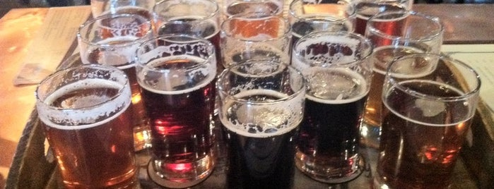 Lancaster Brewing Company is one of Cupcakes and Beer.