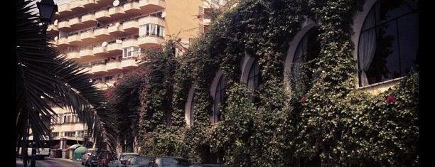 Hotel Bonsol is one of Hoteles en España.