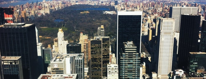 Top of the Rock Observation Deck is one of Favorite Places on Earth.