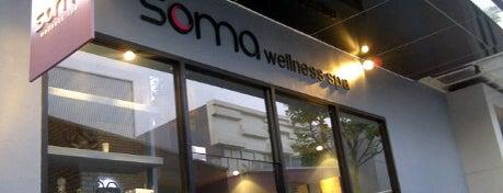 Soma Wellness Spa is one of Tempat yang Disukai T'aime.