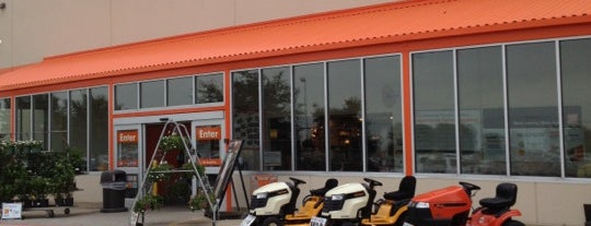 The Home Depot is one of Jim 님이 좋아한 장소.