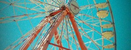 Oregon State Fairgrounds is one of Tempat yang Disukai Brian.