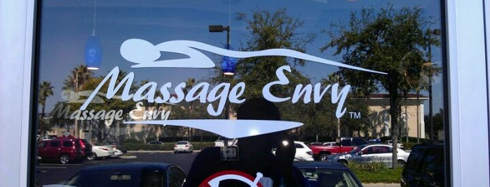 Massage Envy is one of Princess' Tampa Hot Spots!.