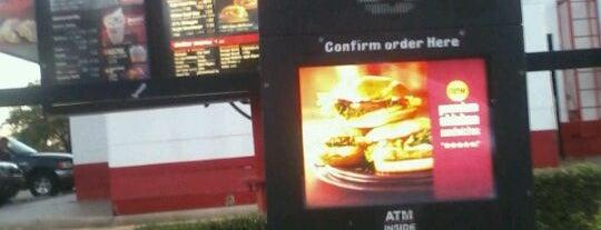 McDonald's is one of Posti che sono piaciuti a Marcus.