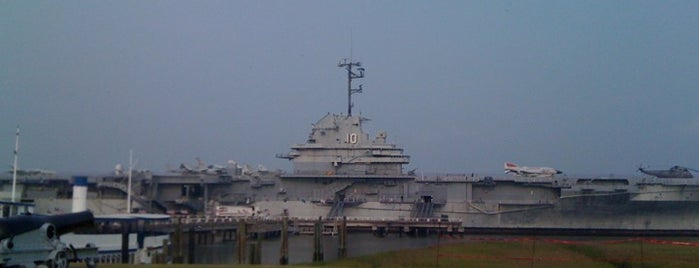 Patriots Point Naval & Maritime Museum is one of Best Places to Check out in United States Pt 1.