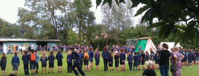 Scoutslokaal 192ᵉ FOS De Wouw is one of FOS Open Scouting.