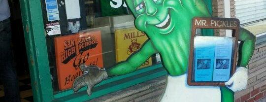 Mr. Pickle's Sandwich Shop is one of Josh 님이 저장한 장소.