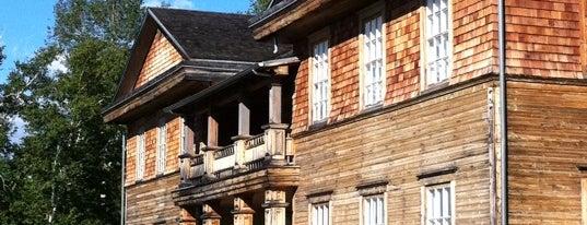 Village Historique Val Jalbert is one of Kuei : l'histoire d'un peuple accueillant.