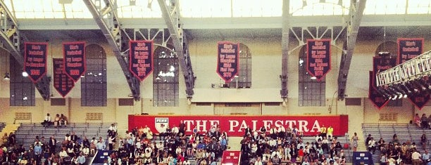 The Palestra is one of Sporting Venues To Visit.....