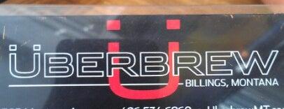 Uberbrew is one of Locais curtidos por Emily.