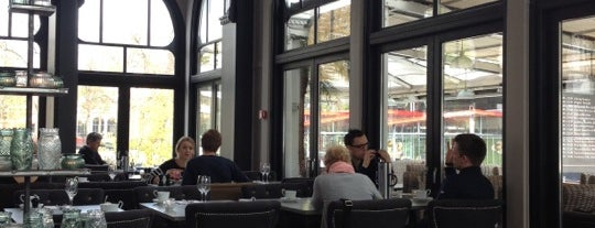 Nimb Brasserie is one of Jonas' Copenhagen.