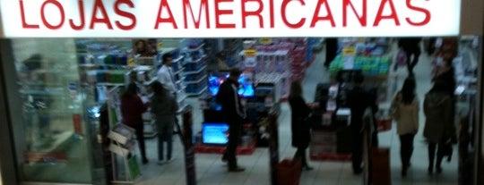 Lojas Americanas is one of Locais curtidos por Cleiva.