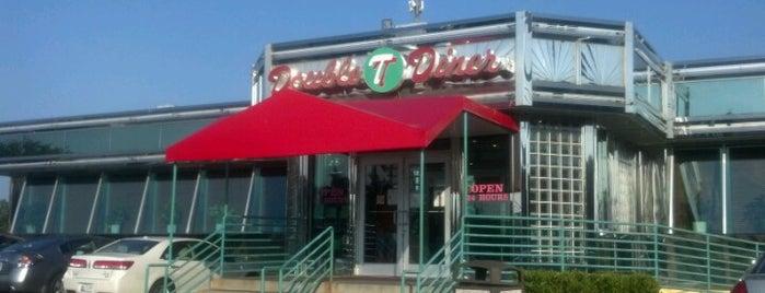 Double T Diner is one of Alinka: сохраненные места.