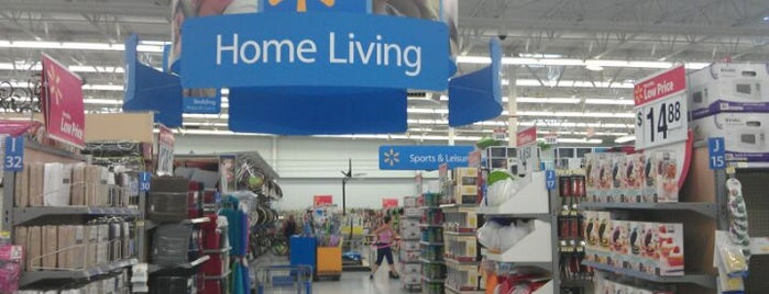 Walmart is one of Florida.