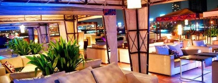 Sky Lounge is one of Cairo.
