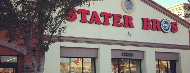 Stater Bros. Markets is one of Orte, die Molly gefallen.