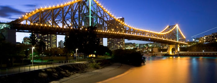 Story Bridge is one of Brisbane - Must do.