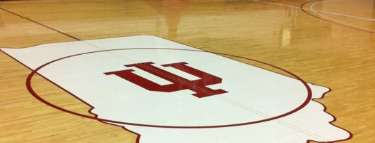 Assembly Hall is one of Big Ten Men's Basketball Arenas.
