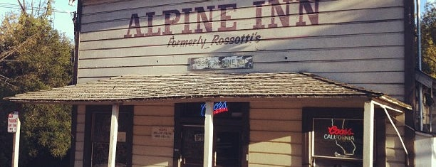 Alpine Inn is one of Posti che sono piaciuti a Robert.