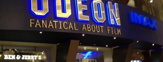 Odeon is one of Lugares favoritos de Daz.