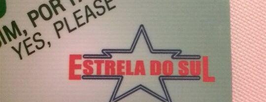 Churrascaria Estrela do Sul is one of Restaurantes.