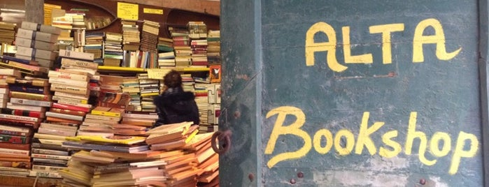Libreria Acqua Alta is one of My Venice.