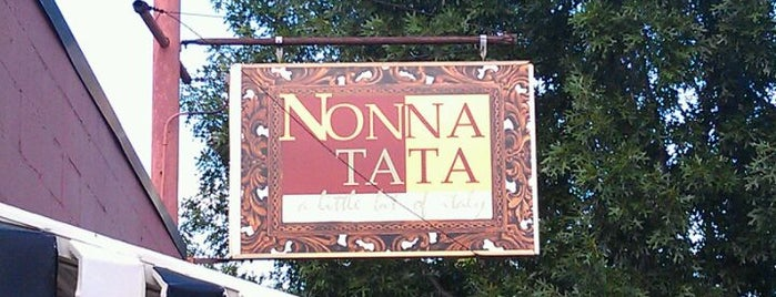 Nonna Tata is one of Ft Worth List.