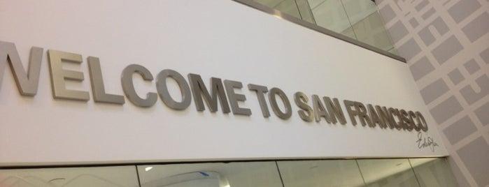 Aeroporto Internacional de São Francisco (SFO) is one of Airports of the World.