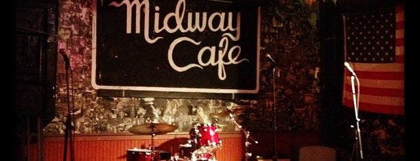 Midway Cafe is one of Pubs, Clubs & Restaurants in Greater Boston.