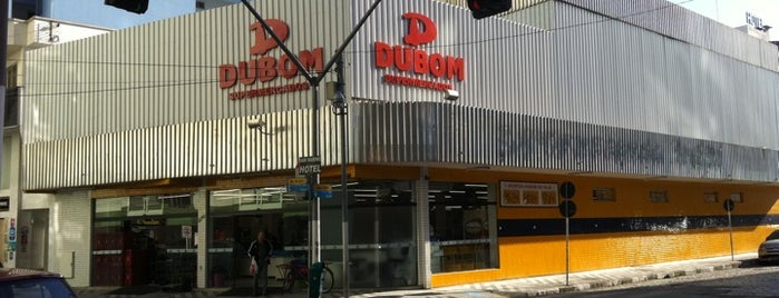 Dubom Supermercados is one of Mercados BC.