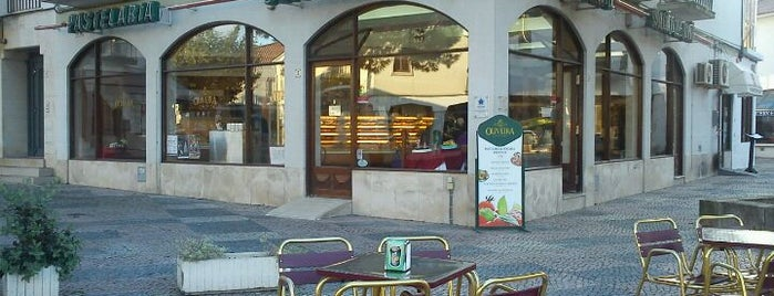 Pastelaria Oliveira is one of Entre Lisboa e Porto.