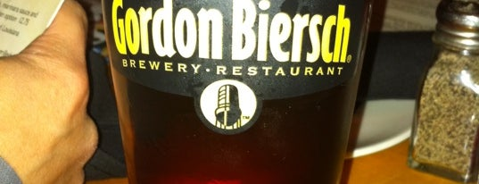 Gordon Biersch Brewery Restaurant is one of Beer Bars.