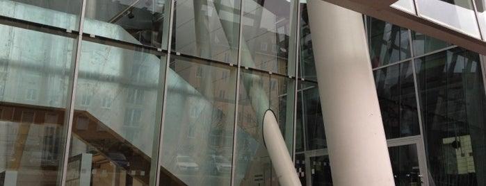 Akademie der Bildenden Künste is one of Munich And More Too.