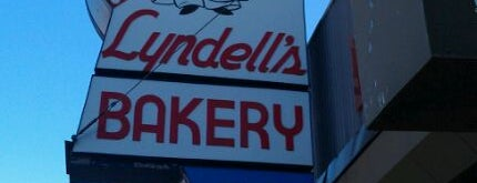 Lyndell's Bakery is one of Dana 님이 좋아한 장소.