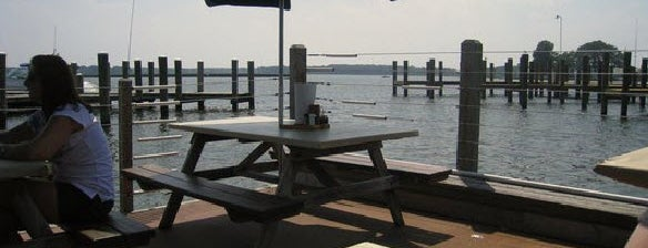 Fisherman's Crab Deck is one of Best of the Bay - Dock Bars of Maryland.